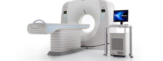 山之内病院の検査機器の写真